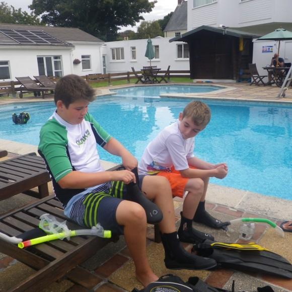 Luke and Teddy DSD-Bubble Maker 27-08-14