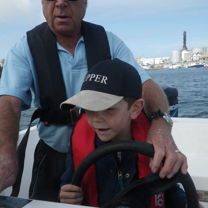 Teaching Seth to boat handle 29-08-14 (19)