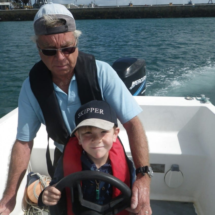 Teaching Seth to boat handle 29-08-14 (21)