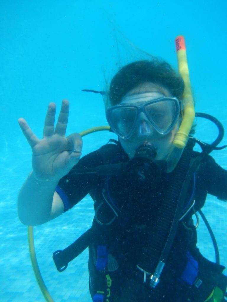 Lydia Nelson Seal Team Dive 2 La Collinette Hotel 18-07-17 (19)