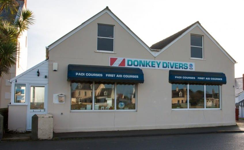 Donkey Divers Dive Shop