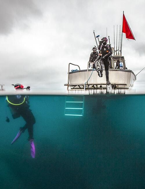 PADI Boat Dive