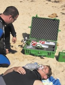 PADI Emergency First Response EFR