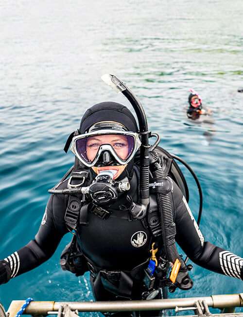 PADI Refresher Course