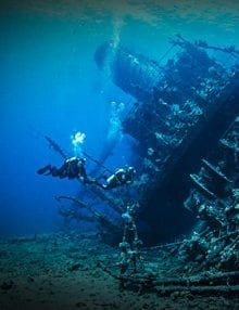 PADI Speciality Courses
